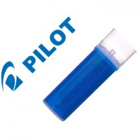 Recambio rotulador pilot vboard master tinta liquida azul.