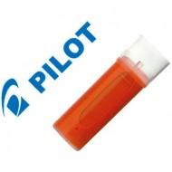 Recambio rotulador pilot vboard master tinta liquida naranja.
