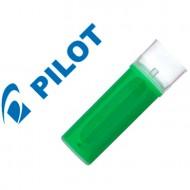 Recambio rotulador pilot vboard master tinta liquida verde.