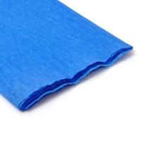 Rollo papel crespón 0,5x2,5 metros Azul