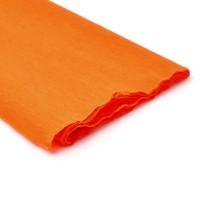 Rollo papel crespón 0,5x2,5 metros Naranja