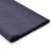Rollo papel crespón 0,5x2,5 metros Negro