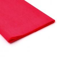Rollo papel crespón 0,5x2,5 metros Rojo