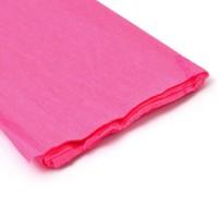 Rollo papel crespón 0,5x2,5 metros Rosa