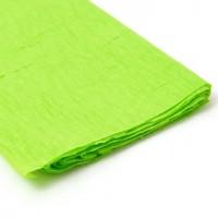 Rollo papel crespón 0,5x2,5 metros Verde