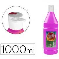 Tempera liquida jovi escolar 1000 ml magenta.