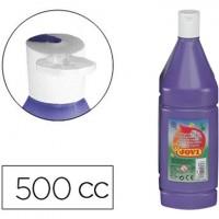 Tempera liquida jovi escolar 500 ml violeta.